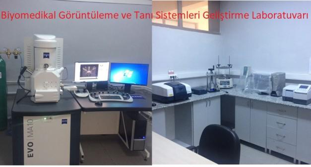 Biyomedikal Görüntüleme ve Tanı Geliştirme Laboratuvarı