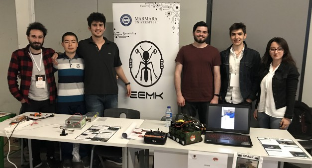 EEMK Klubü Yarışma Başarılarına Birini Daha Ekledi